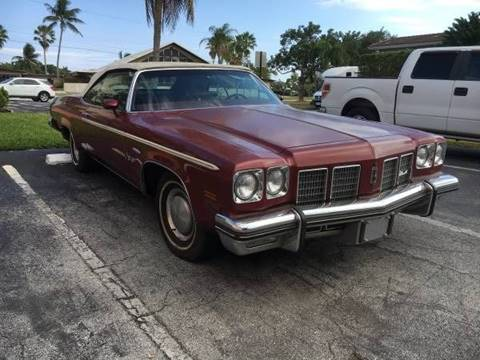 1975 Oldsmobile Delta Eighty-Eight Royale for sale in Long Island, NY