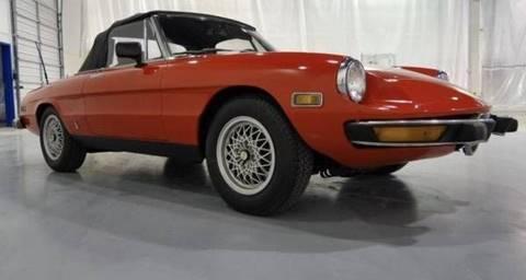 1974 Alfa Romeo Spider for sale in Long Island, NY