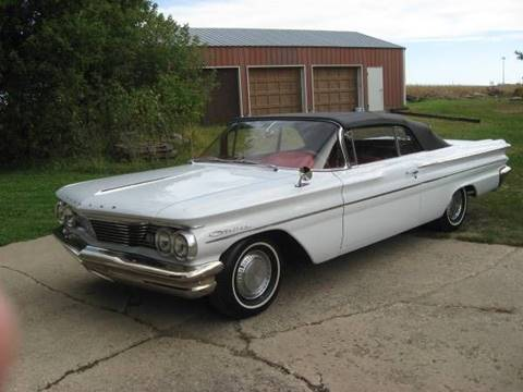 1960 Pontiac Catalina for sale in Long Island, NY
