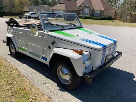 Volkswagen Thing For Sale >> 1973 Volkswagen Thing For Sale In Long Island Ny