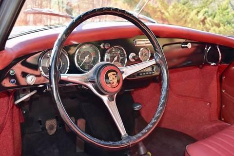 1963 Porsche 356 Speedster