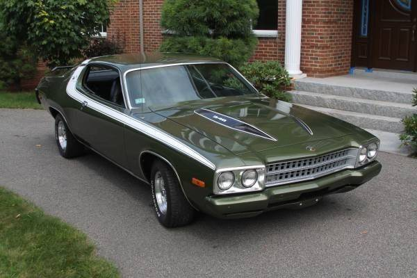 1973 Plymouth Roadrunner In Long Island NY - Dp9 Motorsports