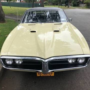 1968 Pontiac Firebird for sale in Long Island, NY