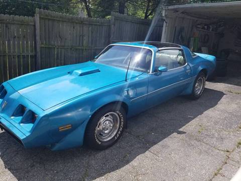 1979 Pontiac Trans Am for sale in Long Island, NY