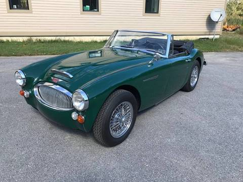 1967 Austin Healey 3000 BJ8 for sale in Long Island, NY