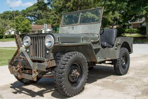 1949 Jeep Willys for sale in Long Island, NY