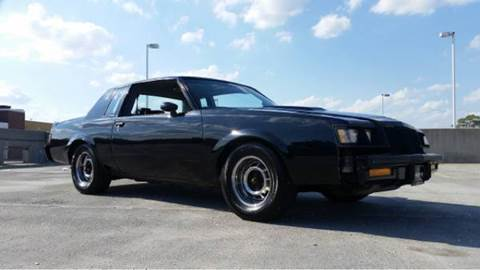 1987 Buick Grand National for sale in Long Island, NY