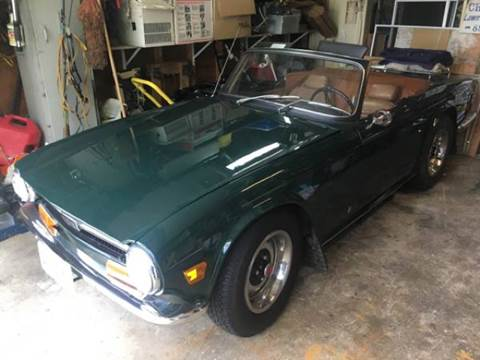 1969 Triumph TR6 for sale in Long Island, NY