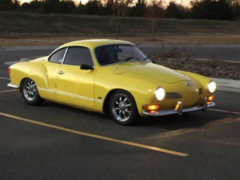 1970 Volkswagen Karmann Ghia for sale in Long Island, NY