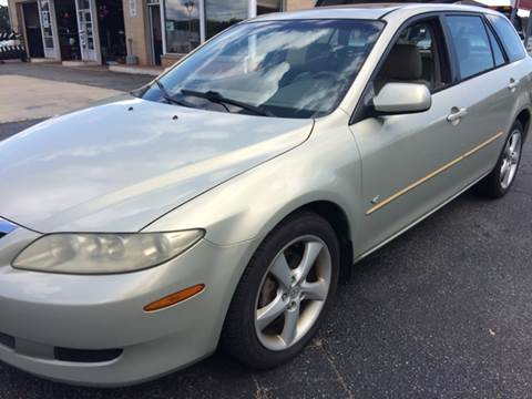 2004 Mazda MAZDA6 for sale in Bel Air, MD