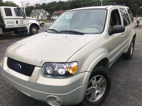 2005 Ford Escape for sale in Bel Air, MD