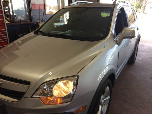 2012 Chevrolet Captiva Sport LT 4dr SUV - Bel Air MD