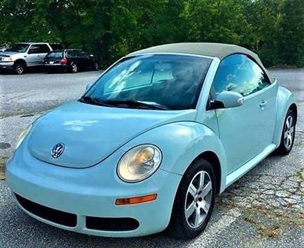 2006 Volkswagen New Beetle for sale in Bear, DE