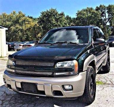 2002 Chevrolet TrailBlazer for sale in Bear, DE