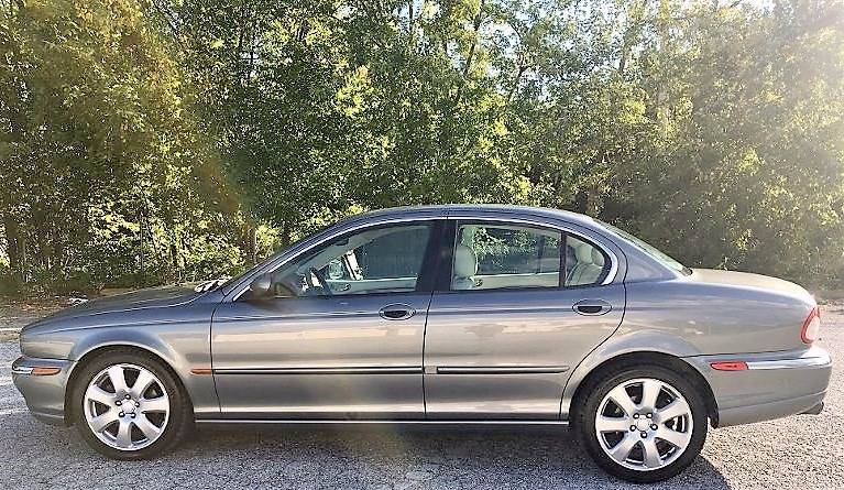 2004 Jaguar X Type Awd 3 0 4dr Sedan In Bear De