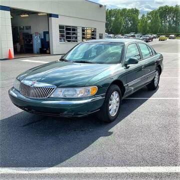 1999 Lincoln Continental for sale at Certified Motors in Bear DE