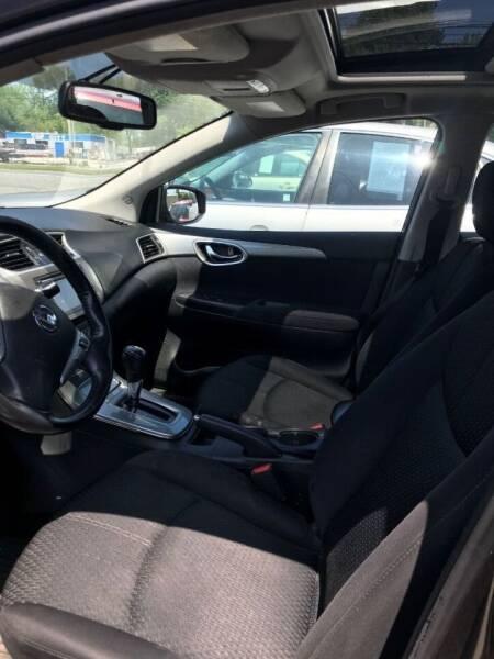 2013 Nissan Sentra S 4dr Sedan CVT - Bear DE