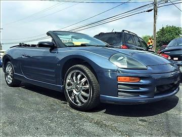 2002 Mitsubishi Eclipse Spyder for sale in Bear, DE