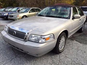 2008 Mercury Grand Marquis for sale in Bear, DE