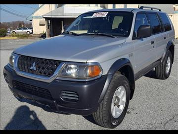 2002 Mitsubishi Montero Sport for sale in Bear, DE