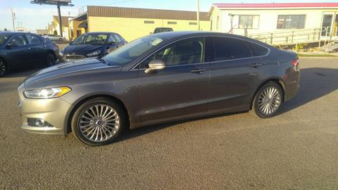 2013 Ford Fusion for sale in Idaho Falls, ID
