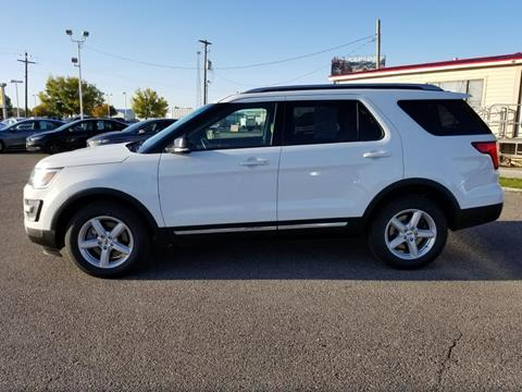 2016 Ford Explorer for sale in Idaho Falls, ID