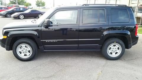 2014 Jeep Patriot for sale in Idaho Falls, ID