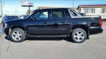 2012 Chevrolet Avalanche for sale in Idaho Falls, ID