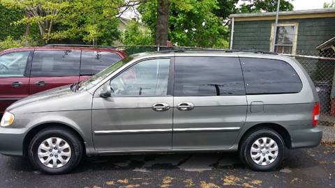 2005 Kia Sedona for sale in Providence, RI