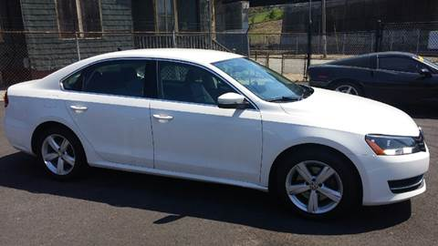 2013 Volkswagen Passat for sale in Providence, RI