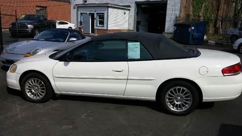 2004 Chrysler Sebring for sale in Providence RI