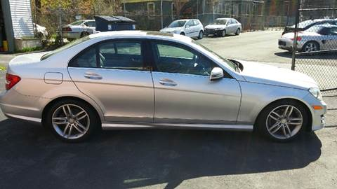 2012 Mercedes-Benz C-Class for sale in Providence RI
