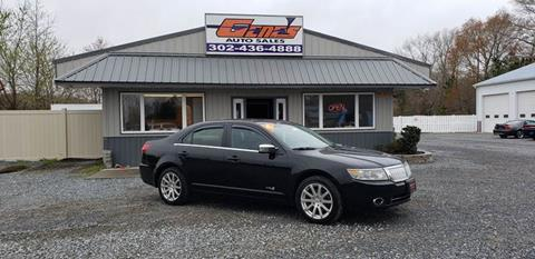 2007 Lincoln MKZ for sale in Selbyville, DE