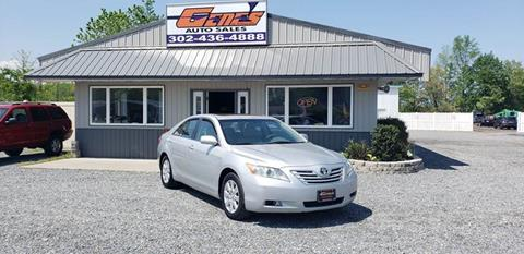 2007 Toyota Camry for sale in Selbyville, DE
