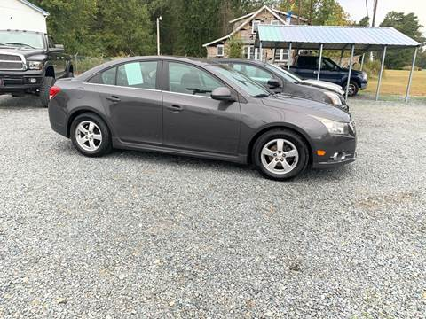 2011 Chevrolet Cruze for sale in Selbyville, DE