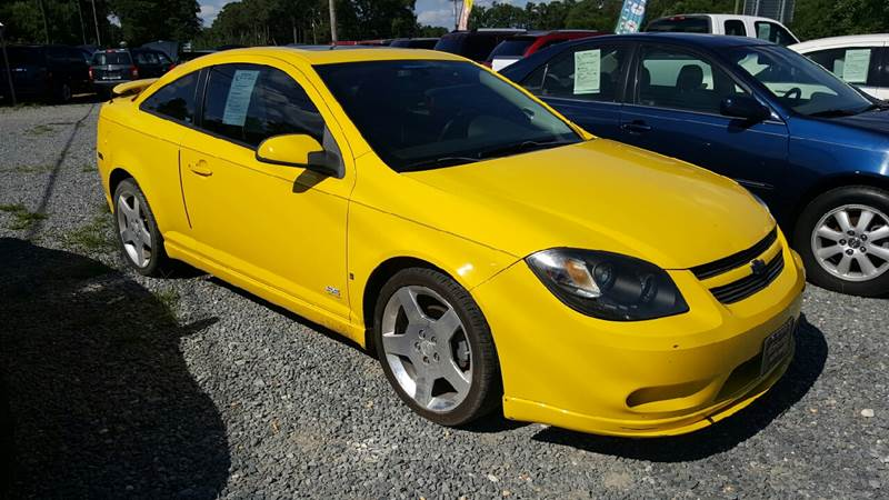 2007 Chevrolet Cobalt SS 2dr Coupe (2 4L I4) In Selbyville