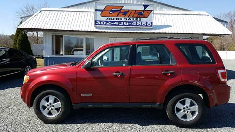 2008 Ford Escape for sale in Selbyville, DE