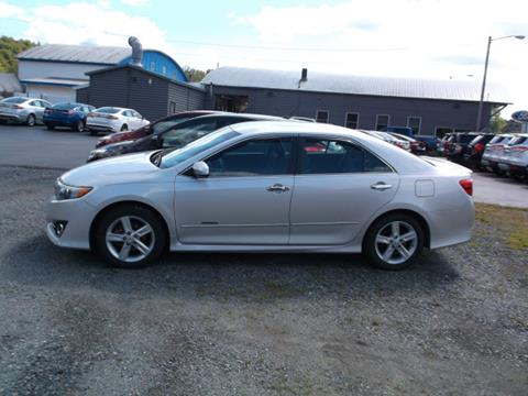 2014 Toyota Camry for sale in Hardwick, VT