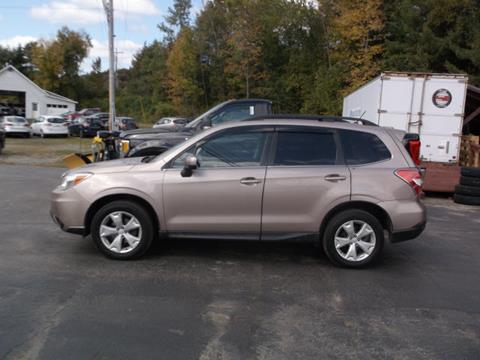 2014 Subaru Forester for sale in Hardwick, VT