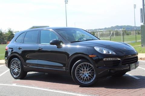 2014 Porsche Cayenne for sale in Alexandria, VA