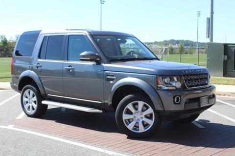 2015 Land Rover LR4 for sale in Alexandria, VA