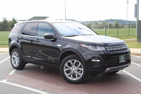 2017 Land Rover Discovery Sport for sale in Alexandria, VA