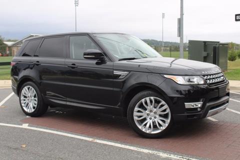 2015 Land Rover Range Rover Sport for sale in Alexandria, VA