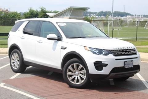 2016 Land Rover Discovery Sport for sale in Alexandria, VA