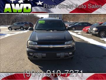 2004 Chevrolet TrailBlazer EXT for sale in Fitchburg, MA