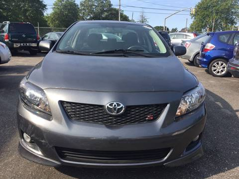 2010 Toyota Corolla for sale in Uniondale, NY