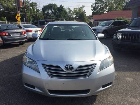 2007 Toyota Camry Hybrid for sale in Uniondale NY