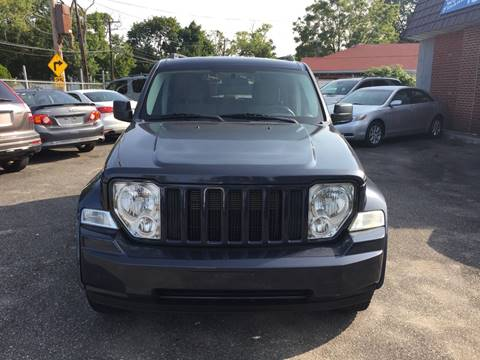 2008 Jeep Liberty for sale in Uniondale, NY