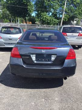2007 Honda Accord for sale in Uniondale, NY