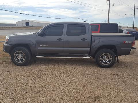 2014 Toyota Tacoma for sale at South Plains Autoplex by RANDY BUCHANAN in Lubbock TX